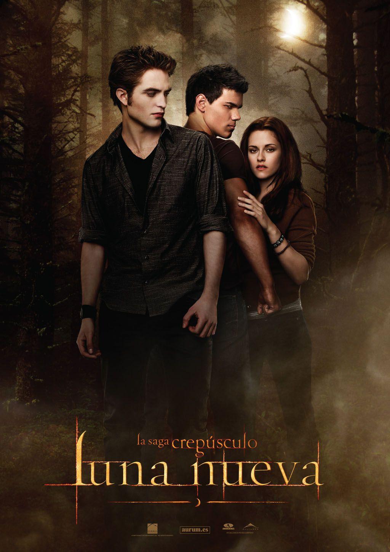 La Saga Crepusculo Luna Nueva The Twilight Saga New Moon New Moon Movie Twilight Saga New Moon Twilight Movie