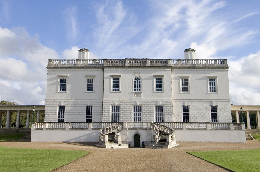 Queen S House Restoration Royal Museums Greenwich Greenwich London House Restoration