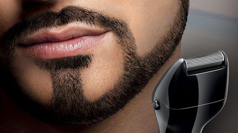 Beard Closeup Barbeiros Cabelo Barbearia