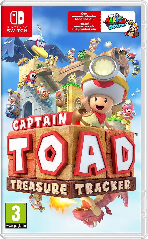 Captain Toad Treasure Tracker Nintendo Switch Amazon Es Videojuegos Juegos De Wii U Juegos Nintendo Juegos De Wii