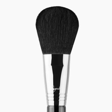 "f20 large powder brush chrome closeup view ""use code"