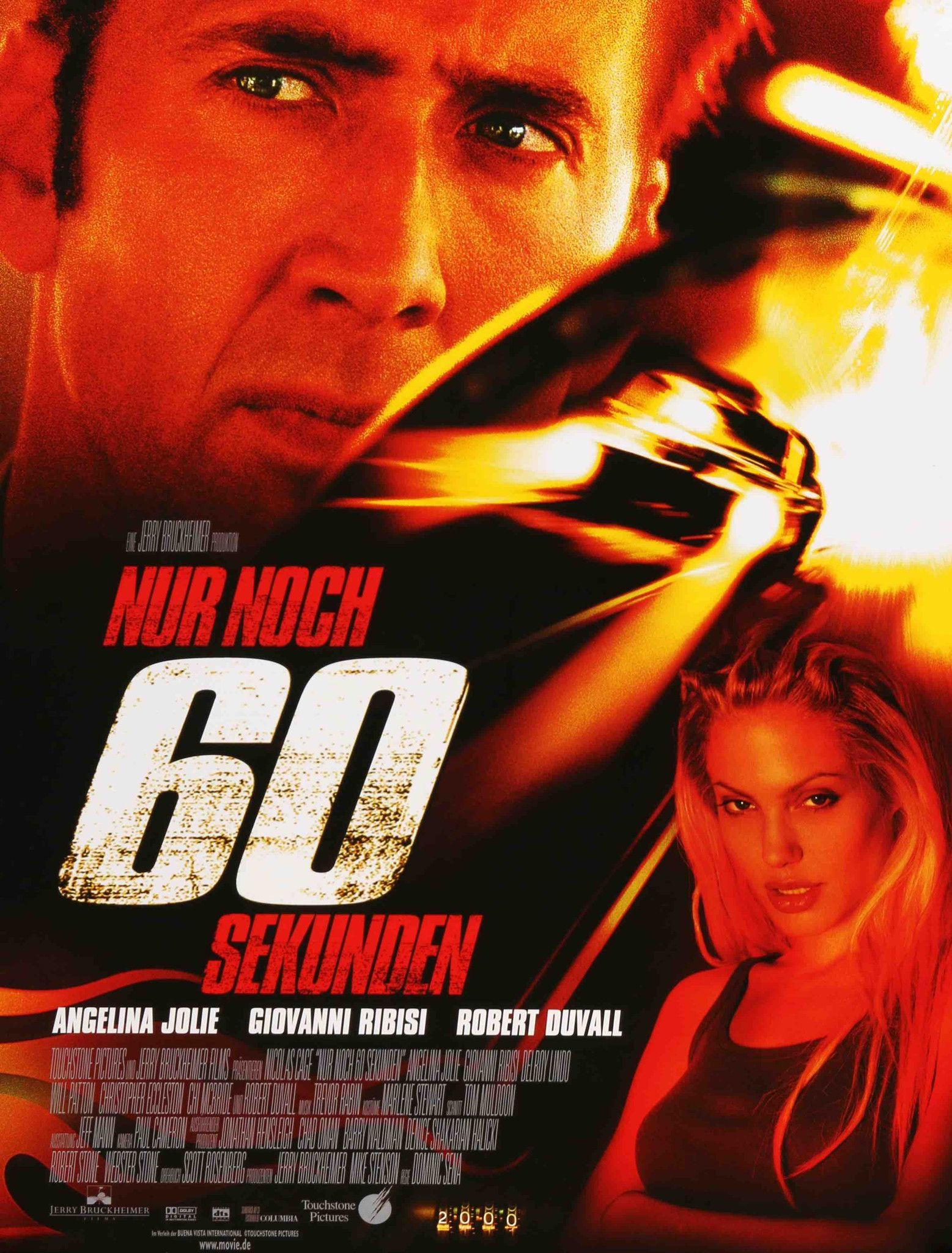 Gone in 60 Seconds (2000) Streaming movies,