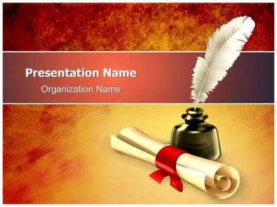 Ancient scroll with ink powerpoint template is one of the best ancient scroll with ink powerpoint template is one of the best powerpoint templates by editabletemplates toneelgroepblik Image collections