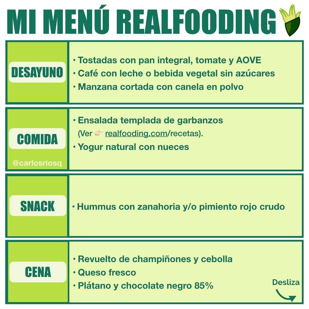 informe sobre semana de alimentos nutritivos
