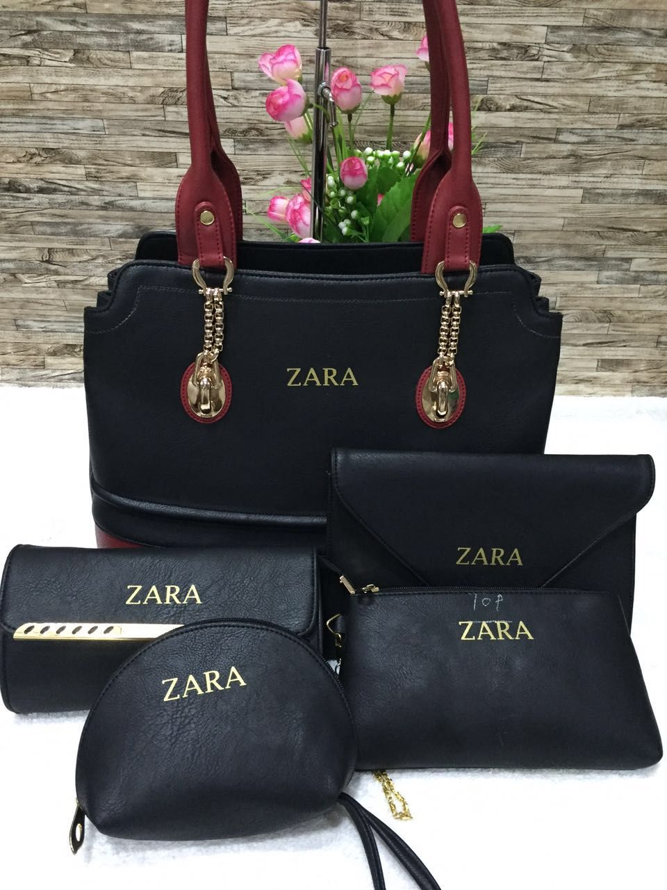 0ff03698416 Zara Bags, 5 set combo, 12 colors | Branded Products For Sale Call /  Whatsapp @ +919560214267.