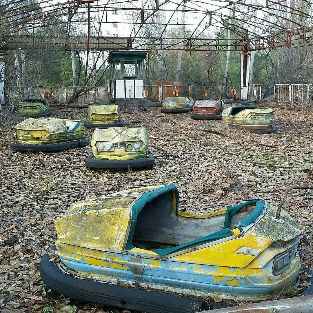 Pin By Cindy Fack On Abandoned Amusement Parks (With