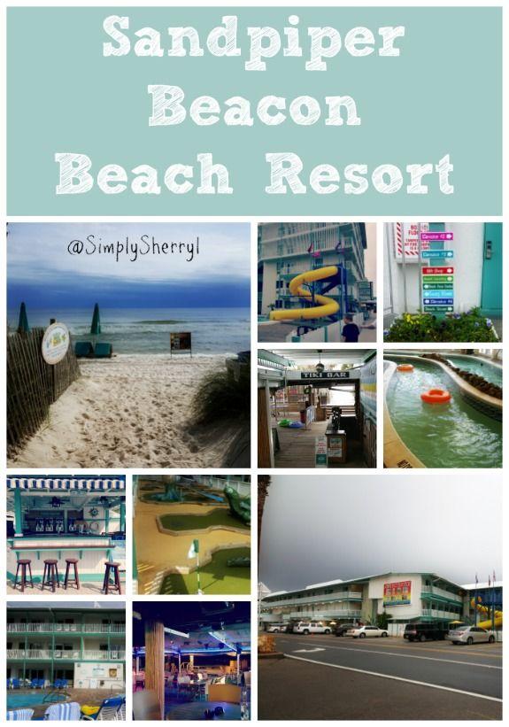 Sandpiper Beacon Beach Resort Beach Resorts City Vacation