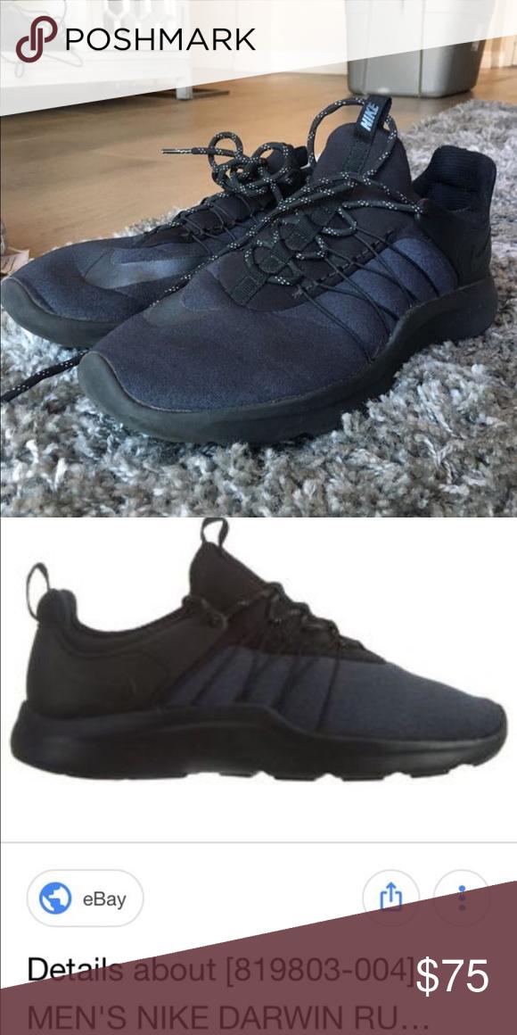 NIKE• Men s Darwin Running Shoes • Size 10.5 NIKE• Men s Darwin Running  Shoes • Size 10.5 Never Worn!!! Nike Shoes Sneakers efeed51b7