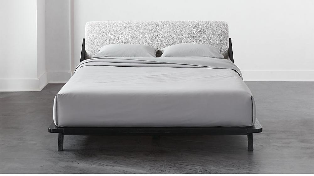 Drommen Black Queen Bed Black Queen Bed Black Bedding Queen Beds