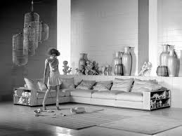 Playroom sofa