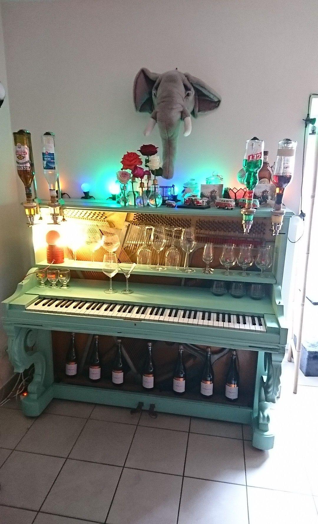 Piano Bar Bar Cart Decor Bar Cart Gold Bar Cart