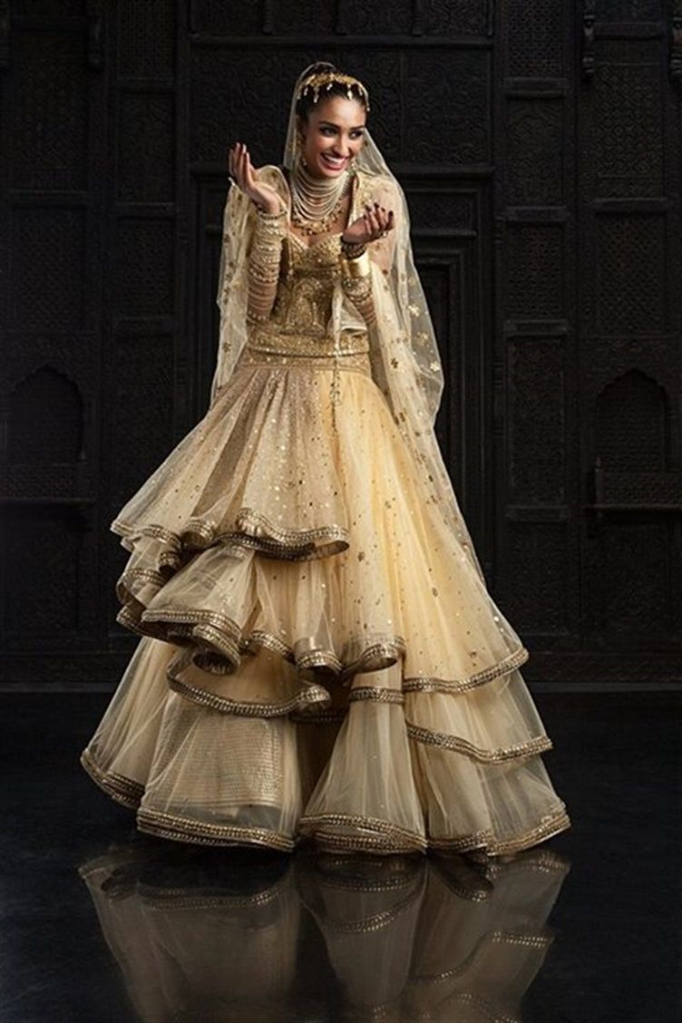 10 Autumn Inspired Indian Wedding Dresses Indian Wedding Dress Indian Fashion Designers Tarun Tahiliani Bridal