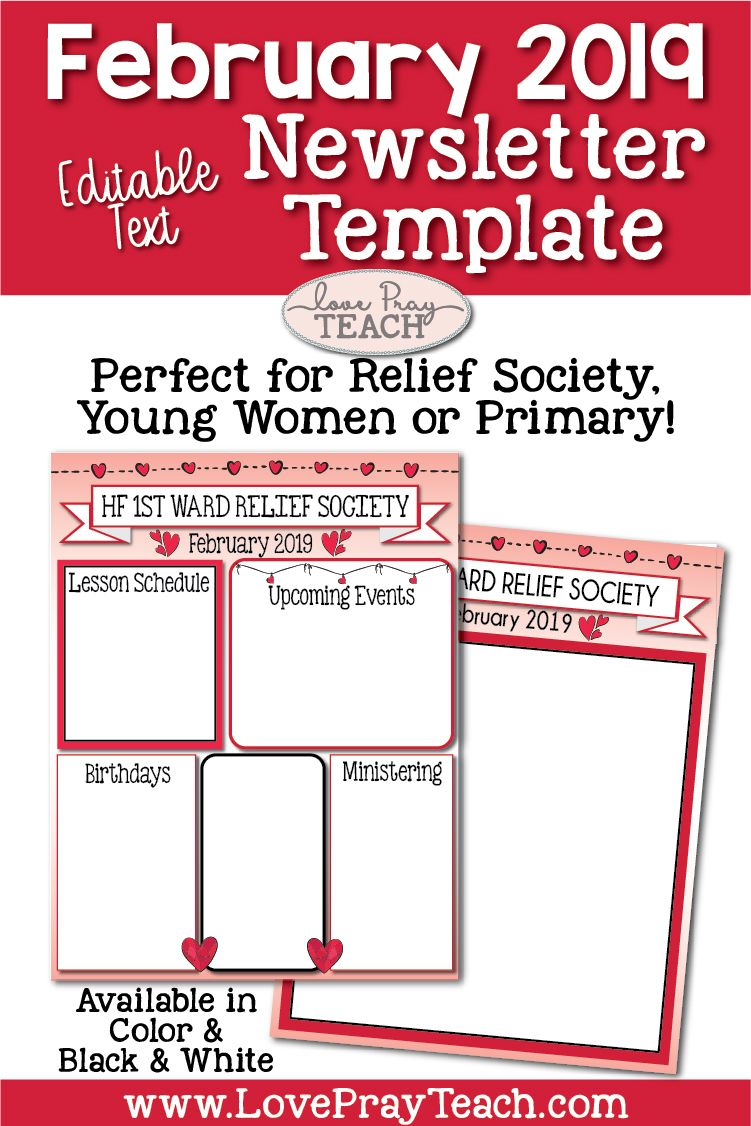 99e683ac302008bd651208676850c89c  Primary Newsletter Templates Pdf on create your own printable, hr employee, lds relief society, chino california, cover design, february responsive classroom, safety box winter,