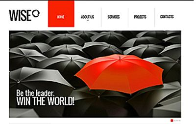 Pledge Allegiance To The Red Black And White Website Designs For Inspiration Must Design Website Design Webpage Design Design