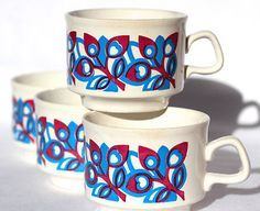 staffordshire coffee cups - Google Search