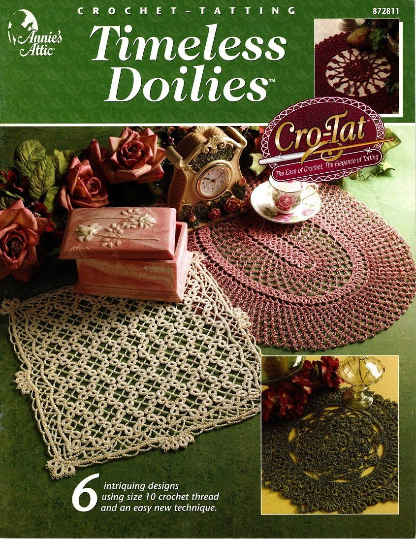 Crochet+-+Tatting+Timeless+Doilies+Patterns+-+Annie's+Attic+872811
