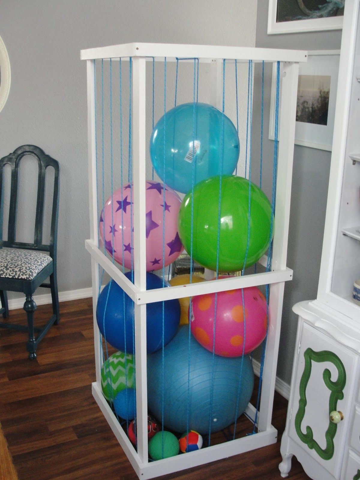 Diy Ball Pit Google Search Toy Room Organization Toy