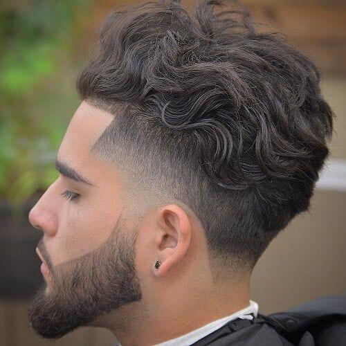 31 Best Taper Fade Haircut Styles In 2018 Gentleman Pinterest