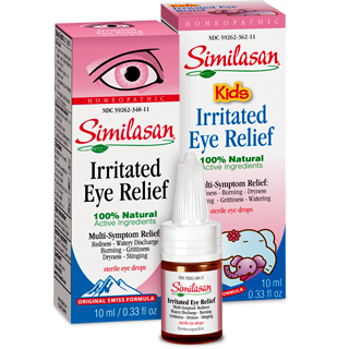 Similasan Irritated Eye Relief™ Natural Eye Drops