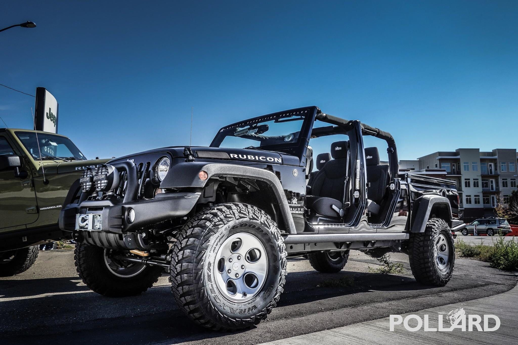 AEV BRUTE DOUBLE CAB Yes please Jeep Pinterest