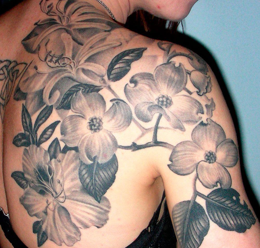 Tatuaggi Con Fiori Significato E 200 Foto Tatoo Pinterest