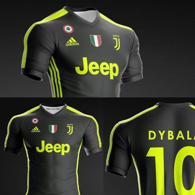 ba7162c6b 2018 19 Juventus third jersey - see more jerseys  jerseys  FIFA  Juventus