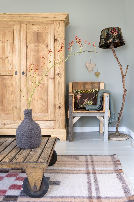 Roft Og Delikat Vakre Hjem Interior Hus Innredning Home Deco Dekorasjon