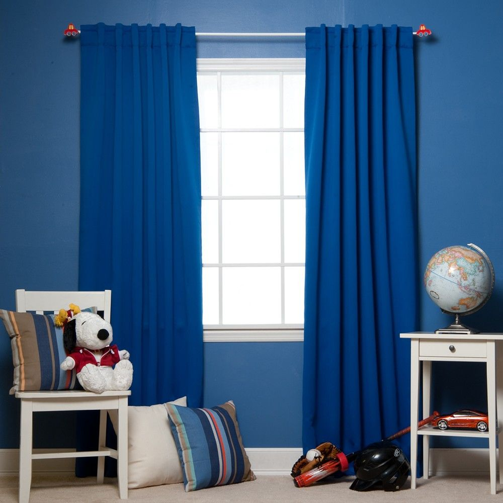 Royal Blue Bedroom Curtains - Peach Bedroom Decorating Ideas Check ...