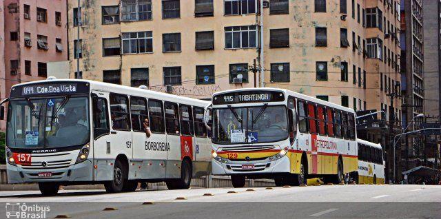 Ônibus da empresa Rodoviária Metropolitana, carro 129, carroceria CAIO Apache Vip II, chassi Mercedes-Benz OF-1722M. Foto na cidade de Recife-PE por  , publicada em 29/09/2013 03:10:01.