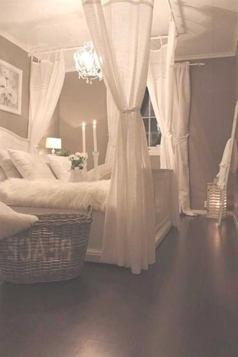 A romantic bedroom is soft: soft color, soft fabric, soft lines. Here's how to capture the look for your own room. #BedroomIdeasForCouples #bedrooms