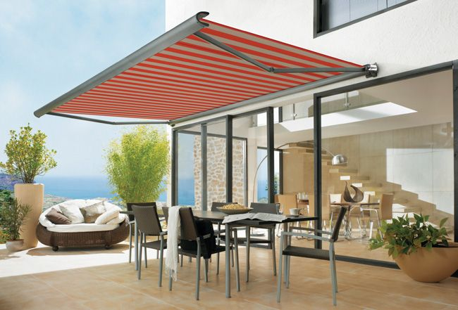 modern awnings - Google Search