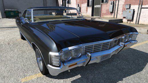 1967 Chevrolet Impala Chevrolet Chevrolet Impala Gta 5 Mods