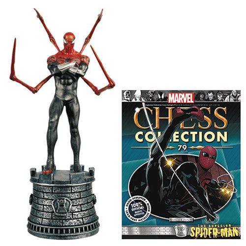 MARVEL CHESS FIGURINE COLLECTORS Spider-man