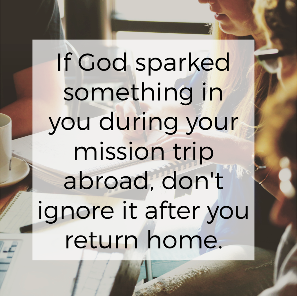 Mission Trip Quotes: Be Obedient To The Nudge You Feel In Your Heart To Stay