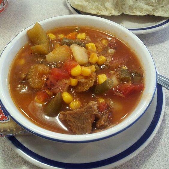 bob evans copycat recipes hearty beef vegetable soup