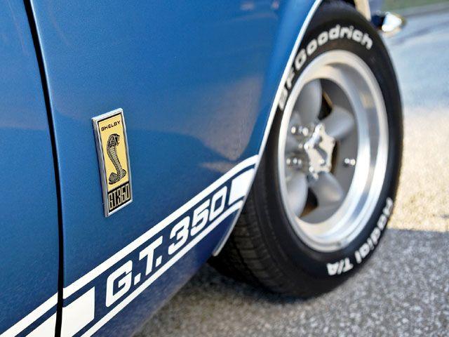 Cobra Jet Shelby GT350 1967