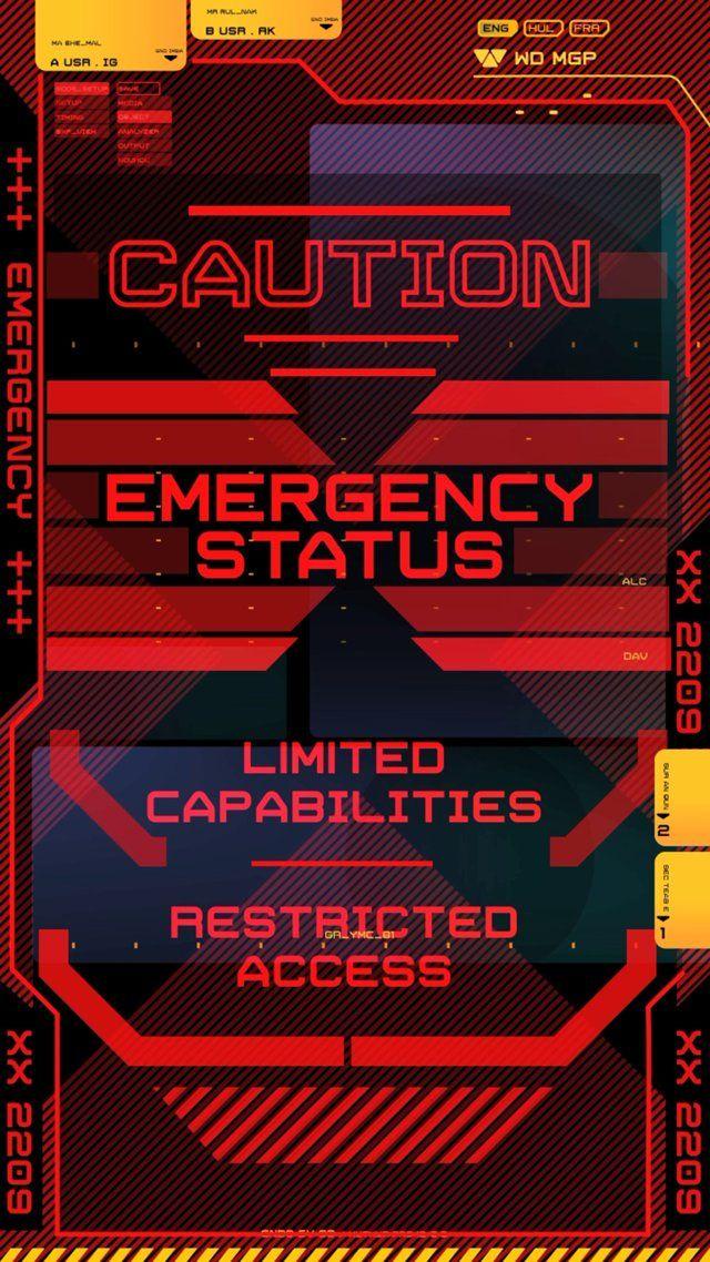 Emergency UI