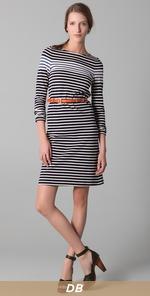 Derek Lam, Striped Tunic Dress