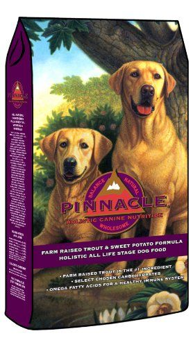 49 95 49 95 Pinnacle Trout Sweet Potato Formula Dog Food 30
