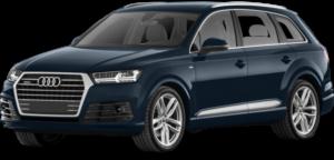 2017 Audi Q7 Ink Blue Metallic Audi Q7 Audi Blue Ink