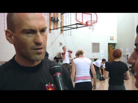 #Kettlebell and #kettlebells. Pavel Tsatsouline on Hardstyle and the RKC