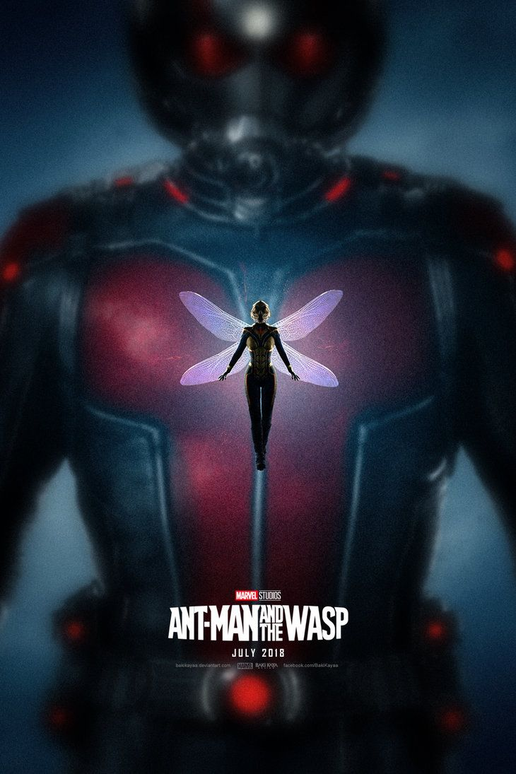 Ant Man And The Wasp Wasp Movie Comic Movies Marvel Movies