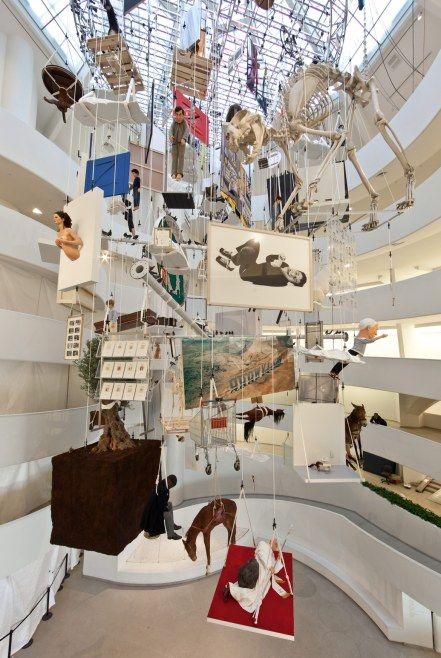Cattelan Guggenheim