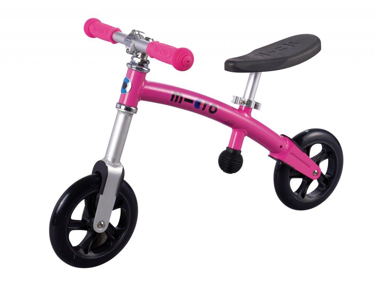 micro g bike 200 mm pink #Laufrad #KInderfahrzeug #Spielzeug ...
