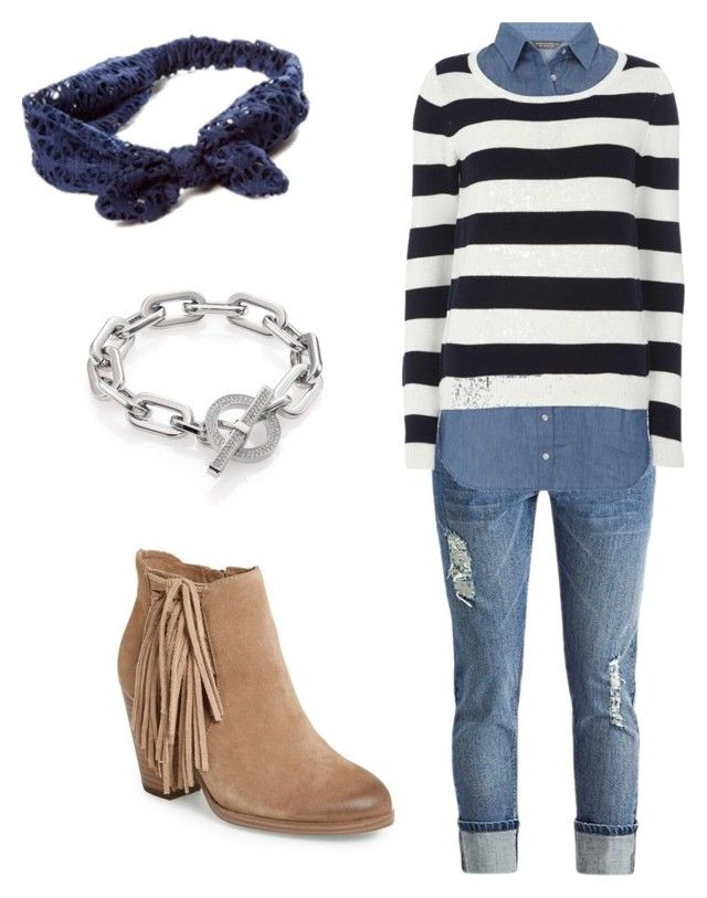 """""""Look Weekend"""" by ana-sofia-bts-snsd ❤ liked on Polyvore featuring Dorothy Perkins, claire's, Vince Camuto and Michael Kors"""