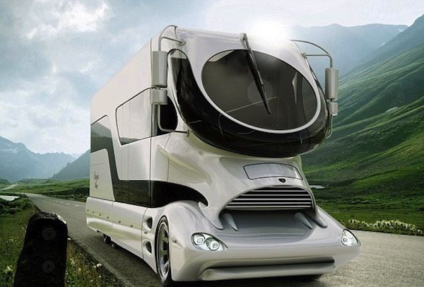 The Marchi Mobile EleMMent Palazzo Is Worlds Most Expensive Motorhome Up For Sale With A Price Tag Of Million UK Pounds