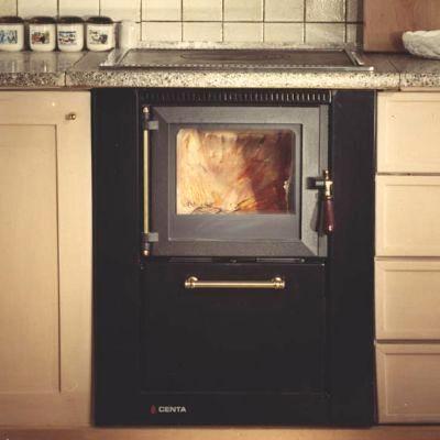 Cucina a legna a incasso 60PNI - Centa Stufe - Feltre | Kitchen ...