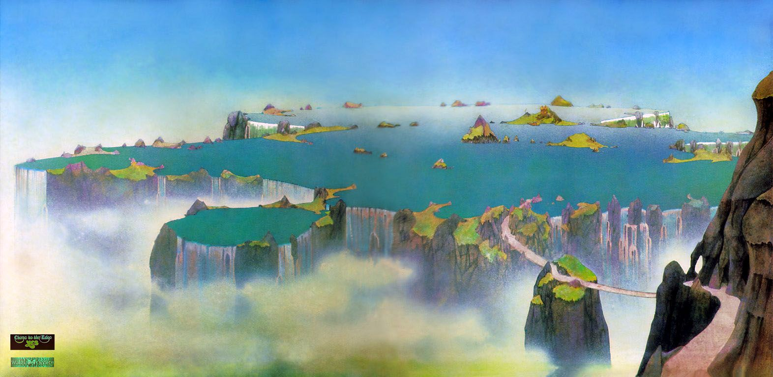 My Top 10 Favorite Yes Album Covers Roger Dean Yes Album Covers