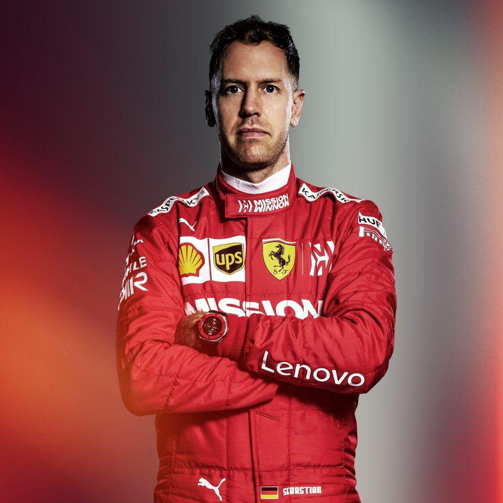 Ferrari vettel leclerc ferrari racing team grand