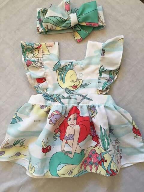 9bc1832e Such a cute little mermaid dress | Carter's OSkosh H&M Zara | Moda ...